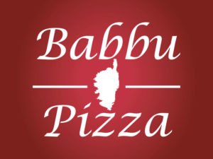 logo Babbu Pizza