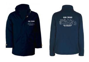 vestes et blousons personnalisés brodés entreprise