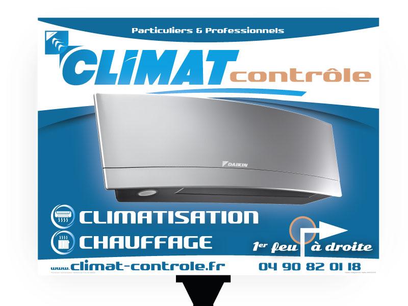 4x3 climatisation Climat Contrôle