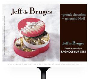 Panneau 4x3 Jeff De Bruges