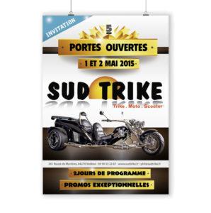 Affiche Sud Trike