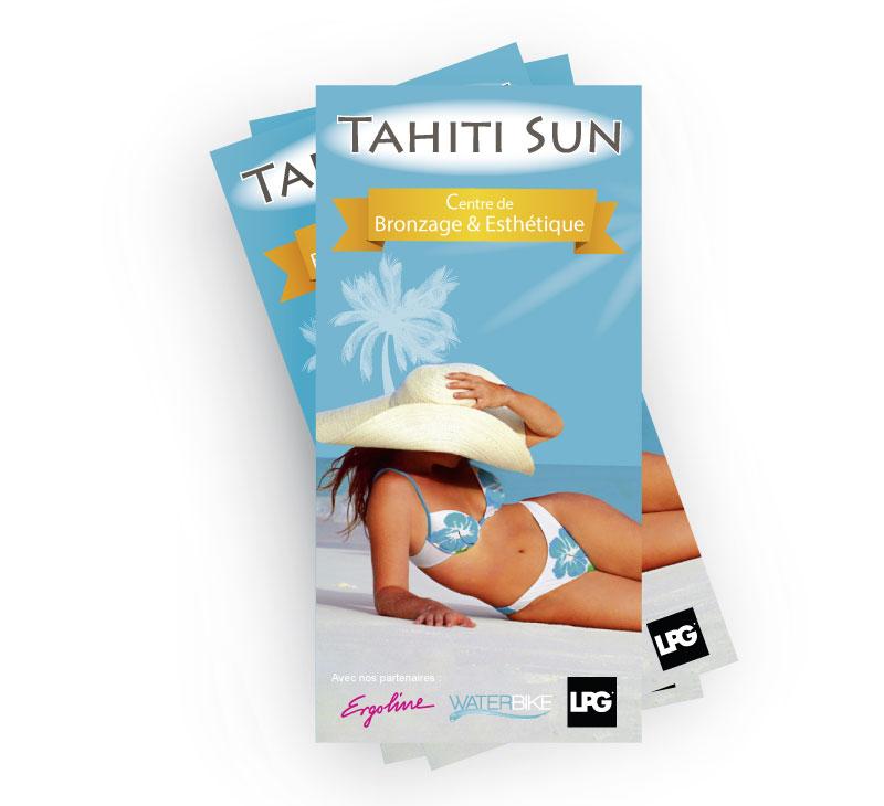 Déplaint Tahiti Sun