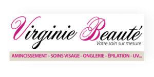 Enseigne Virginie Beauté