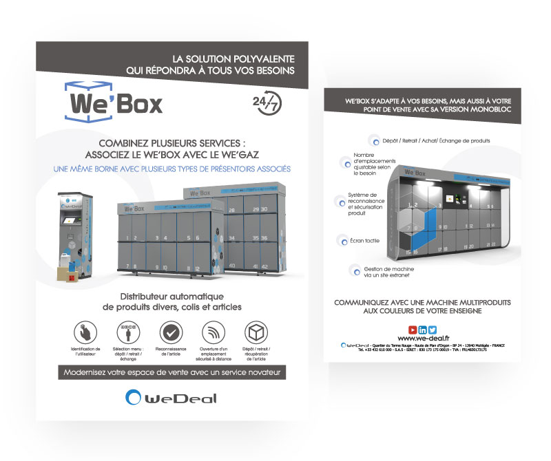 Fiche Webox Wedeal