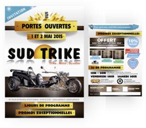 Flyer porte ouverte 2015 Sud Trike