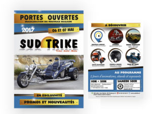 Flyer porte ouverte 2017 Sud Trike