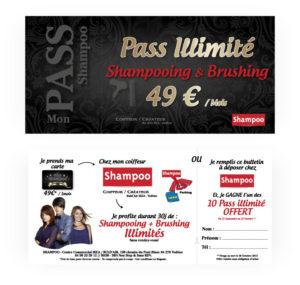 Flyer Illimité Shampoo