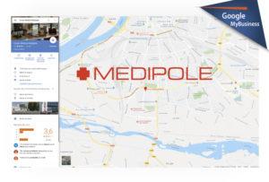 Google Mybusiness Médipole