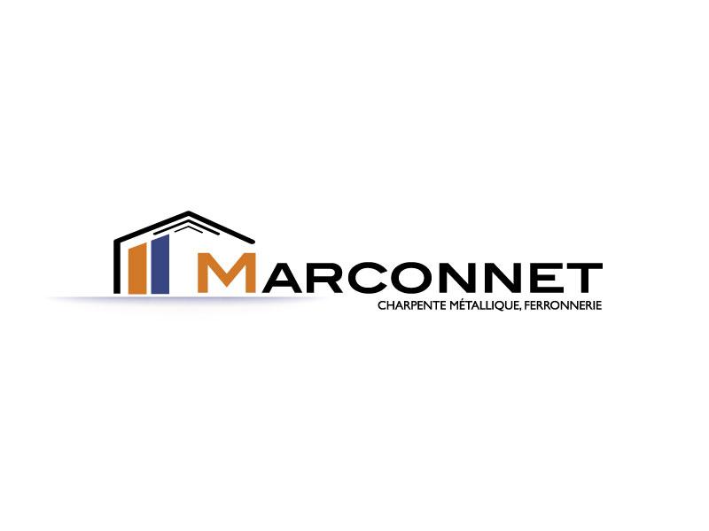 Logo charpente Marconnet