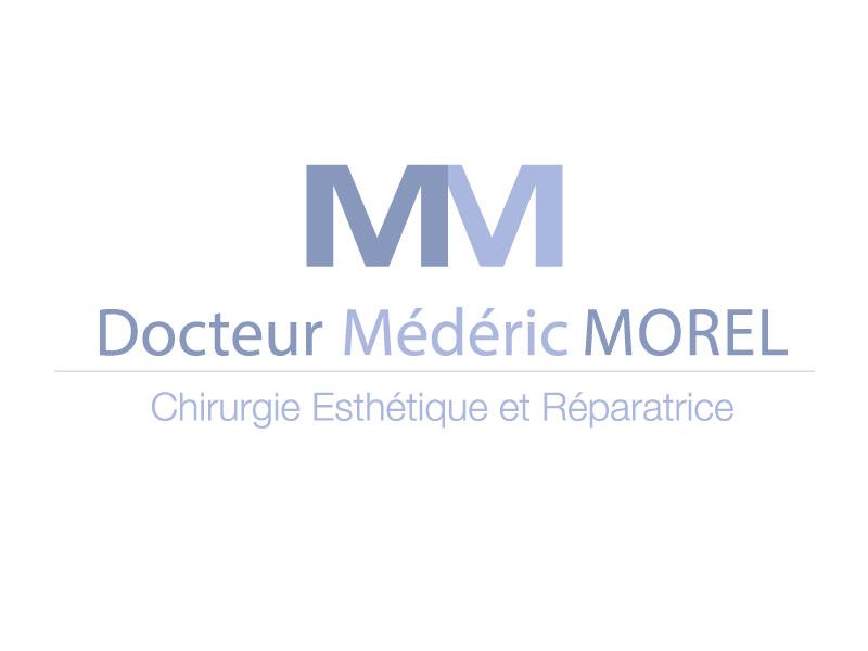 Logo chirurgien esthétique Dr Morel