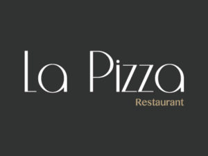 Logo restaurant La Pizza