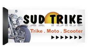 Panneau directionnel Sud Trike
