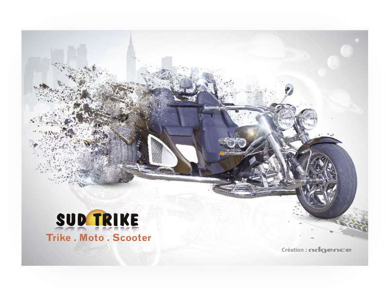 Poster sud trike