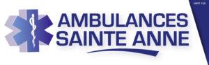 Enseigne ambulance St Anne