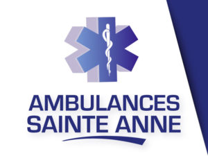 Logo St Anne ambulance