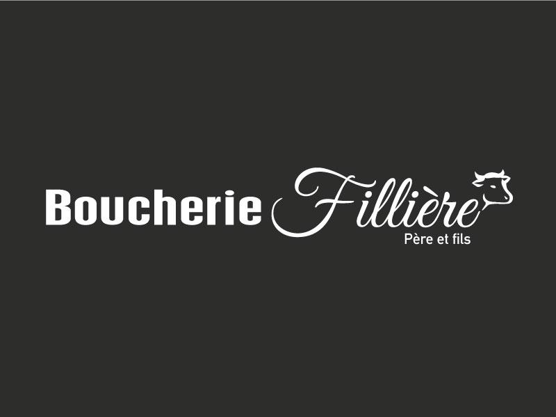 Logo boucherie Fillière