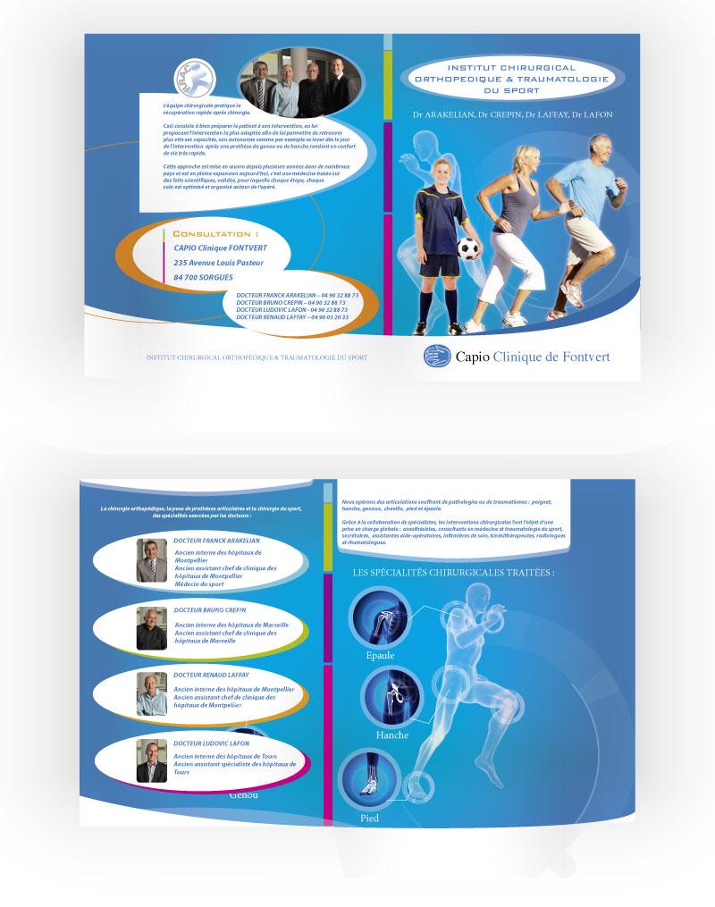 Chemise sport Capio Fontvert
